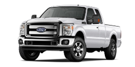 2013 Ford Super Duty F-250 SuperCab 6.75