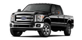 2013 Ford Super Duty F-350 Crew Cab 6.75