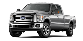 2013 Ford Super Duty F-350 Crew Cab 8' Box Lariat