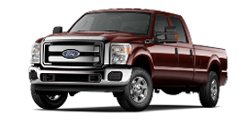 2013 Ford Super Duty F-350 Crew Cab