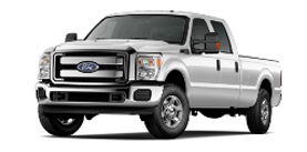 2013 Ford Super Duty F-350 Crew Cab 8' Box XLT