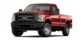 2013 Ford Super Duty F-350 Regular Cab