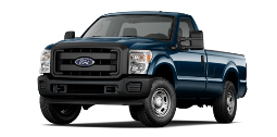 Super Duty F-350 Regular Cab