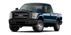 2013 Ford Super Duty F-350 SuperCab 6.75