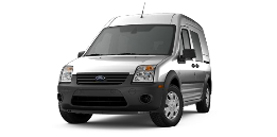 2013 Ford Transit Connect Includes side/rear door glass XL