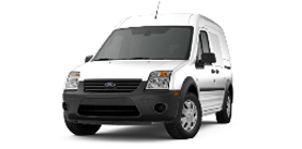 2013 Ford Transit Connect No side/rear door glass XL