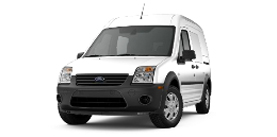 2013 Ford Transit Connect Includes rear/no side door glass XL