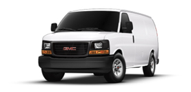 2013 GMC Savana Cargo Van