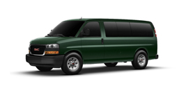 2013 GMC Savana Passenger Van