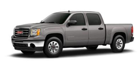 2013 GMC Sierra 1500 Crew Cab Short Box SLE
