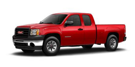 2013 GMC Sierra 1500 Extended Cab