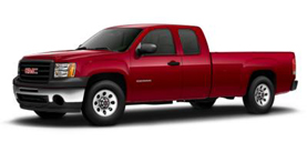 2013 GMC Sierra 1500 Extended Cab Long Box WT