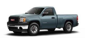 2013 GMC Sierra 1500 Regular Cab