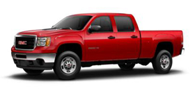 2013 GMC Sierra 2500 HD Crew Cab