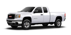 2013 GMC Sierra 2500 HD Extended Cab