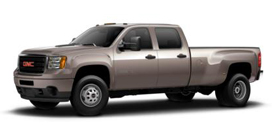 2013 GMC Sierra 3500 HD DRW Crew Cab