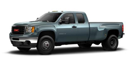 2013 GMC Sierra 3500 HD DRW Extended Cab