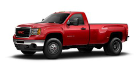 2013 GMC Sierra 3500 HD DRW Regular Cab