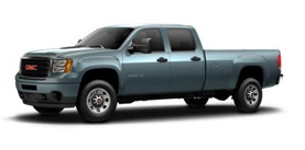 2013 GMC Sierra 3500 HD SRW Crew Cab
