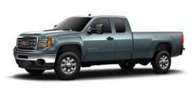 2013 GMC Sierra 3500 HD SRW Extended Cab Long Box SLE