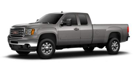 2013 GMC Sierra 3500 HD SRW Extended Cab Long Box SLT