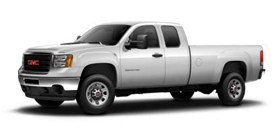 2013 GMC Sierra 3500 HD SRW Extended Cab