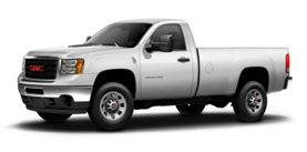 2013 GMC Sierra 3500 HD SRW Regular Cab