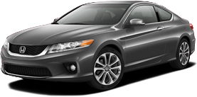 Accord Coupe 3.5 V6 with Leather and Navigation EX-L