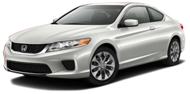 Accord Coupe 2.4 L4 LX-S