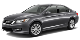 2013 Honda Accord Sedan 3.5 V6 with Leather and Navigation EX-L