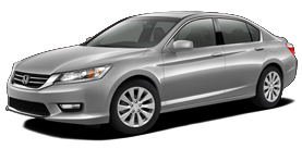 2013 Honda Accord Sedan 2.4 L4 with Leather PZEV EX-L
