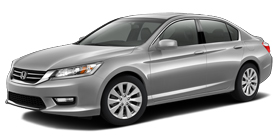 Accord Sedan 3.5 V6 with Leather and Navigation PZEV EX-L
