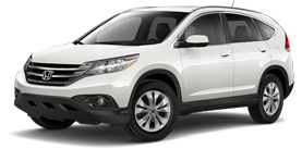 West New York Honda - 2013 Honda CR-V EX-L