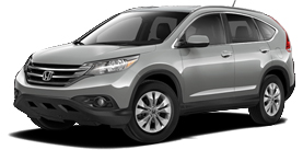CR-V With Navigation EX-L