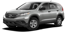 Mahwah Honda - 2013 Honda CR-V LX