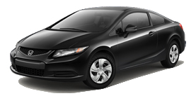 2013 Honda Civic Coupe Manual LX