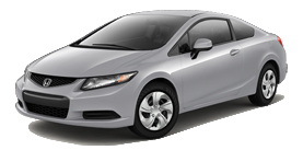 2013 Civic Coupe Automatic LX