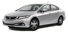  Civic Hybrid  