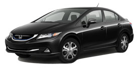 Civic Hybrid near