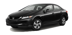 2013 Honda Civic Sedan Automatic LX