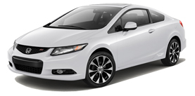  Civic Si Coupe With Navigation 