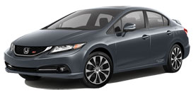 2013 Honda Civic Si Sedan