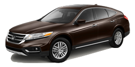 2013 Honda Crosstour With Leather EX-L