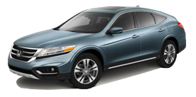 2013 Honda Crosstour With Leather EX-L V-6