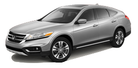 Bristol Honda - 2013 Honda Crosstour With Leather EX-L V-6