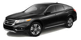 2013 Honda Crosstour With Leather and Navigation EX-L V-6
