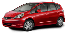 2013 Honda Fit Manual Base