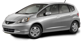 2013 Honda Fit Automatic