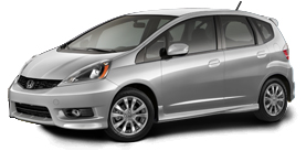 2013 Honda Fit Automatic Sport