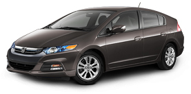 2013 Honda Insight EX